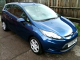 Ford Fiesta 1.4 TDCI Style plus