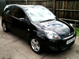 Ford Fiesta 1.4 Zetec Climate