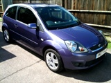 Ford Fiesta 1.25 Zetec Climate